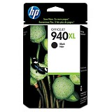 HP Black Ink Cartridge 940XL [C4906AA]
